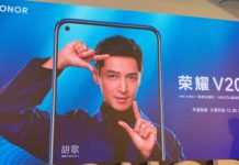 Huawei Honor View 20 topo de gama android