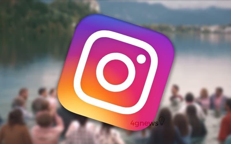 Instagram atualização rede social vídeo chamada amigos funcionalidade