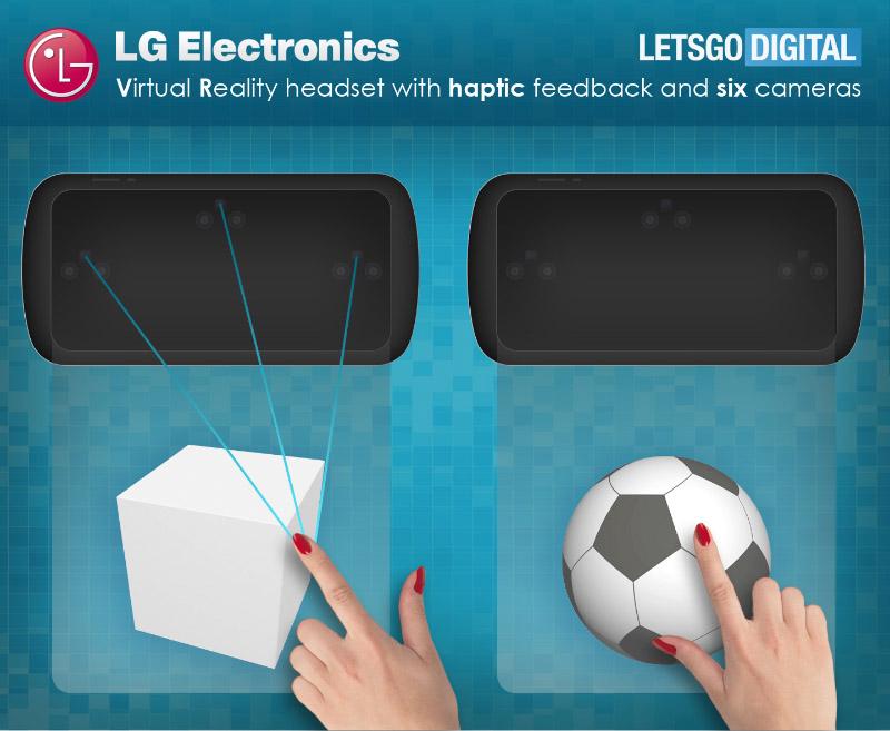 LG Realidade Virtual VR Samsung Galaxy X 1