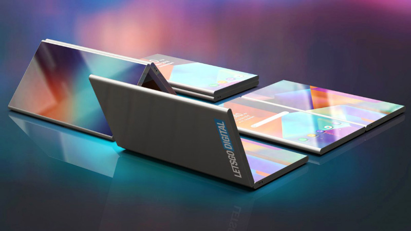 LG Realidade Virtual VR Samsung Galaxy X 2 smartphone dobrável