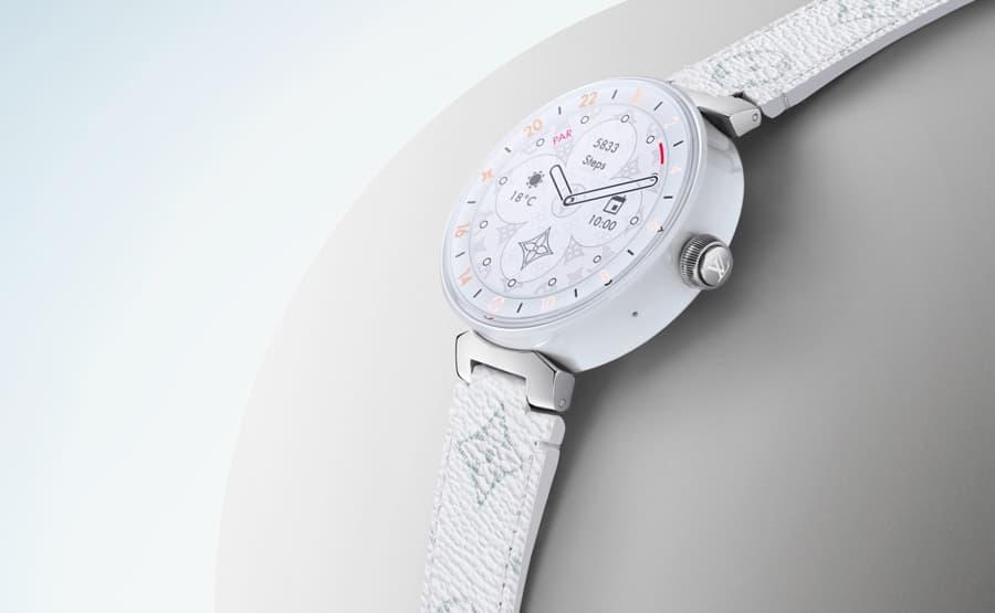 Louis Vuitton e o novo smartwatch para 2019! Não esperes um bom preço!