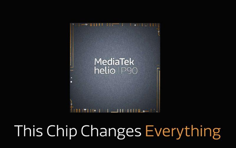 MediaTek Helio P90 Android