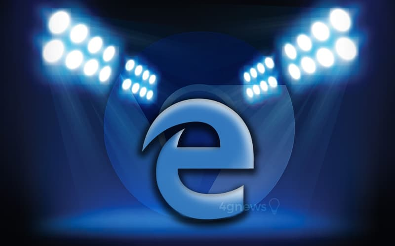 Microsoft Edge Google Chrome