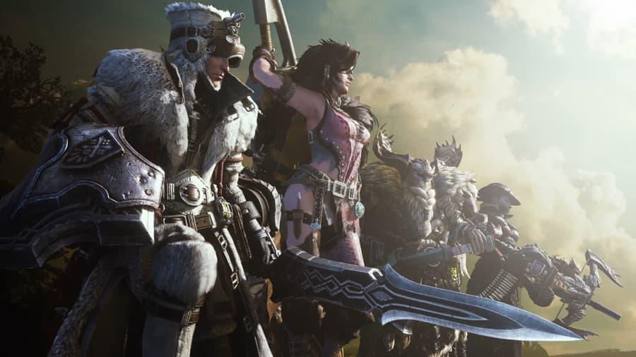 Monster Hunter World é oficial: Iceborn, a nova expansão de MHW
