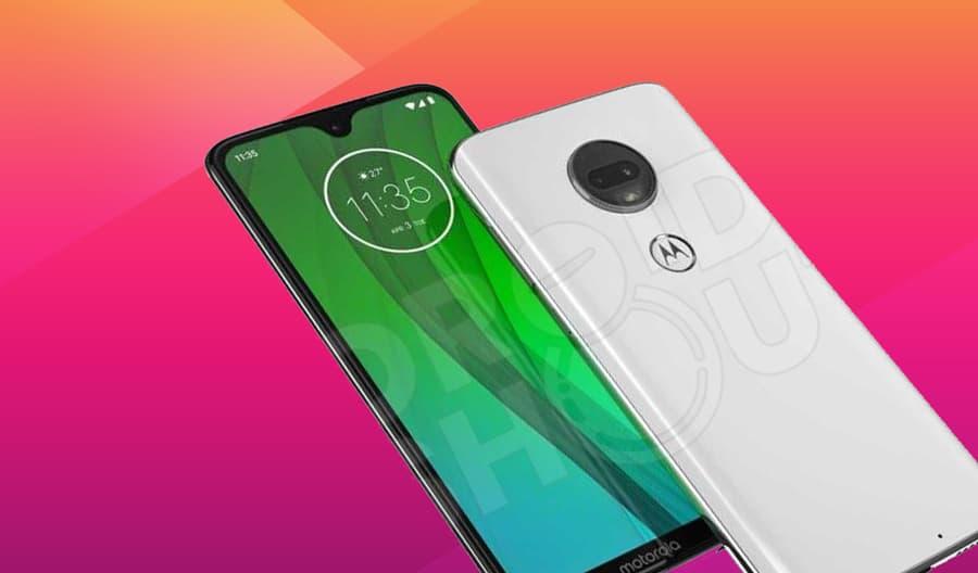 Motorola Moto G7: Design de todos os smartphones revelado