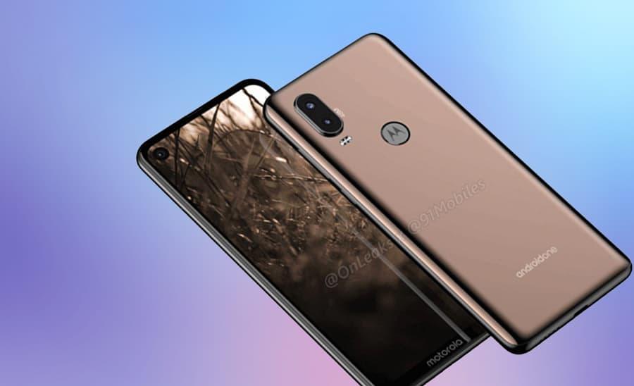 Motorola P40: Smartphone também trará um buraco no ecrã
