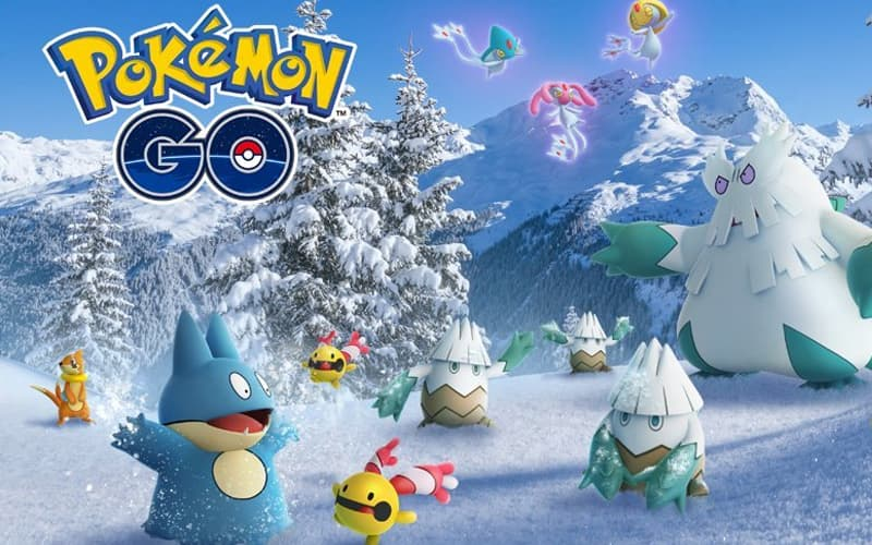 Niantic Pokemon Go Winter