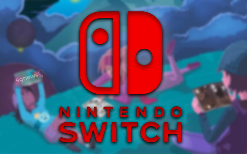 Nintendo Switch InkyPen Comics