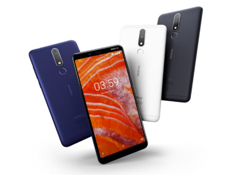 HMD Global Nokia 3.1 Plus Android One Portugal 1