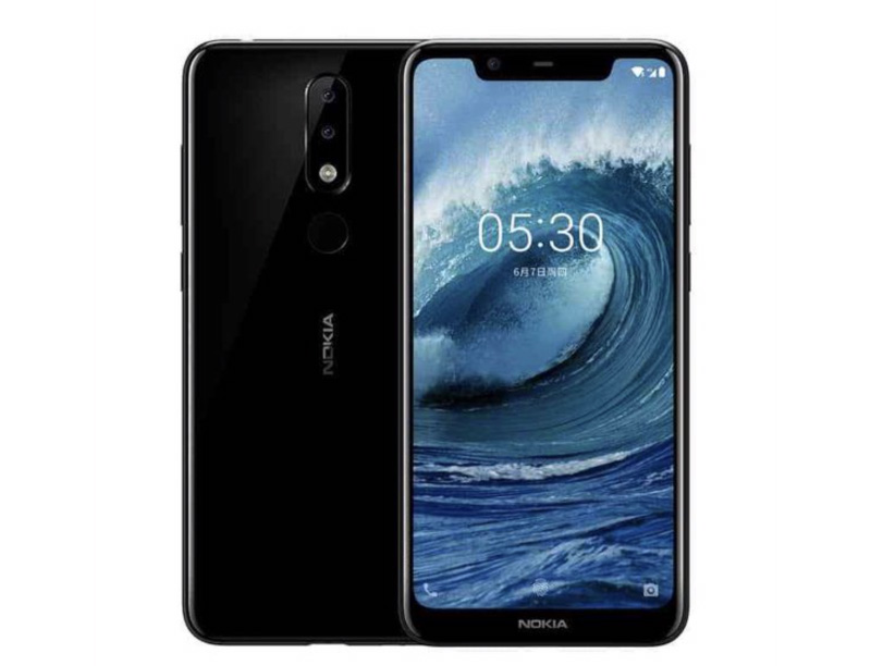 Nokia 5.1 Plus Android One Android Pie 2