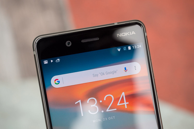 Nokia 8 Android One Android Pie Google