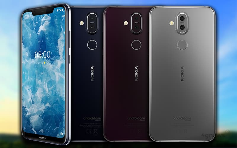 Nokia 8.1 oficial android one