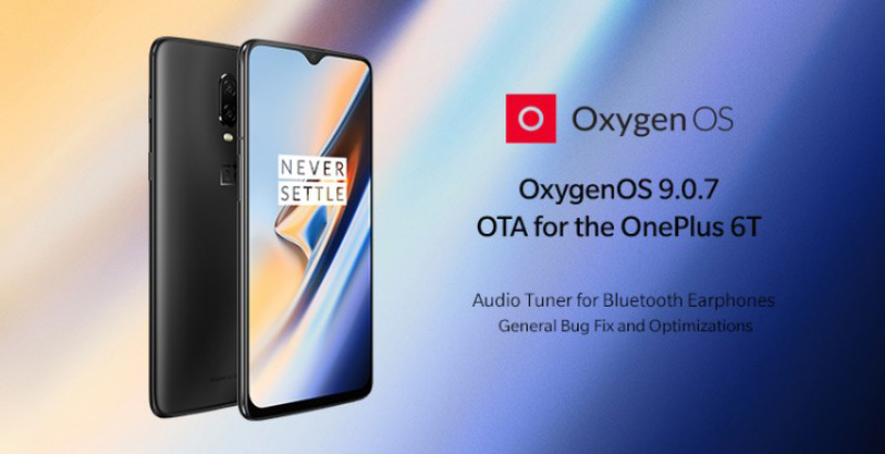 OnePlus 6T Android Pie OnePlus Bullets Wireless