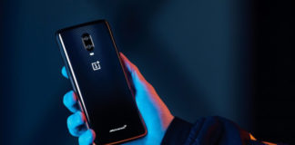 OnePlus 6T McLaren Edition smartphone Android oficial