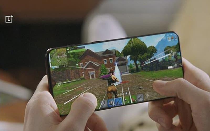 OnePlus 6T photoshop adulterado vídeo margens