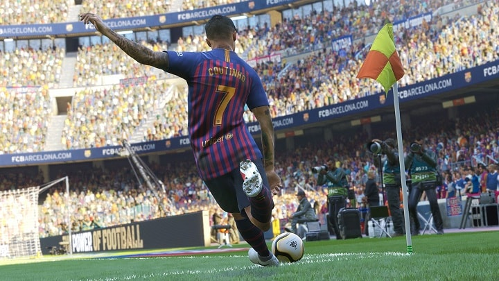PES2019 4gnews Xbox One