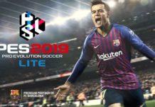 PES 2019 Lite Konami FIFA19