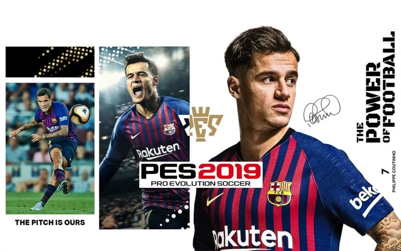PES 2019 Mobile Konami Android iOS