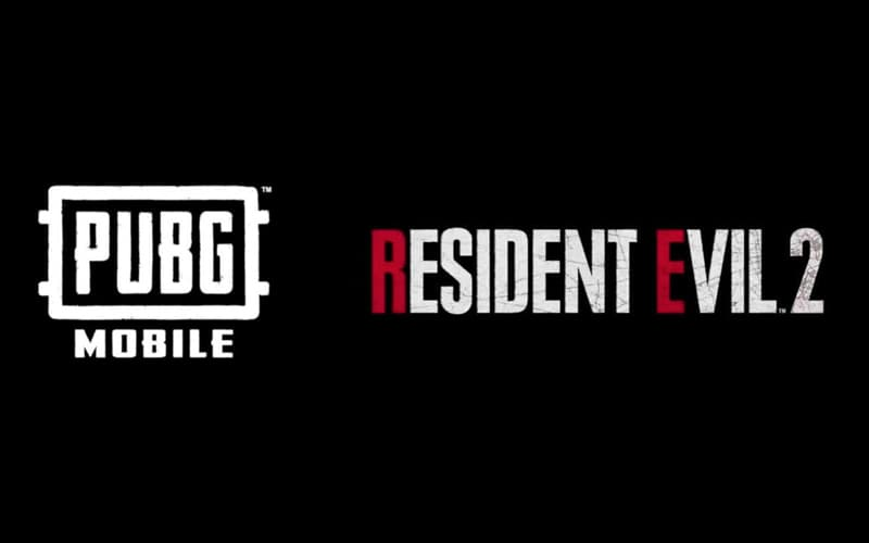 PUBG Mobile resident Evil 2 crossover Fortnite