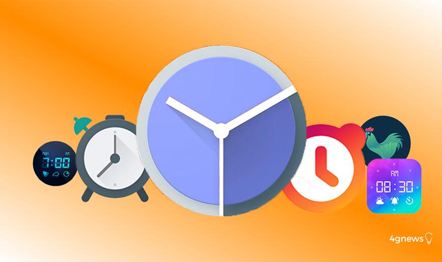 Relógio Google: 5 relógios e alarmes para substituir esta aplicação