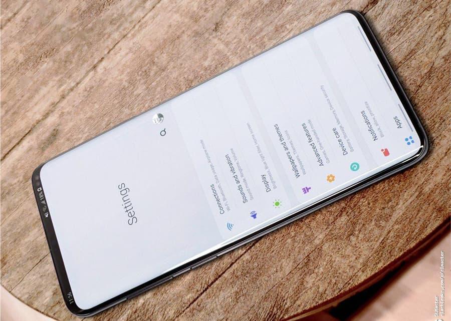 Samsung Galaxy S10 Plus: Imagem revela como poderá ser o smartphone