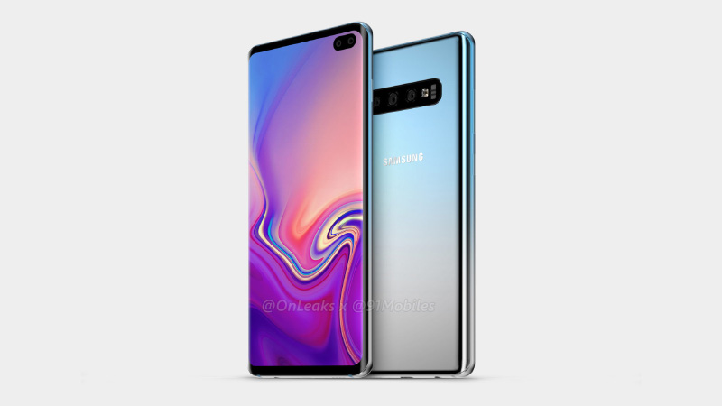 Samsung Galaxy S10 Plus Snapdragon 855