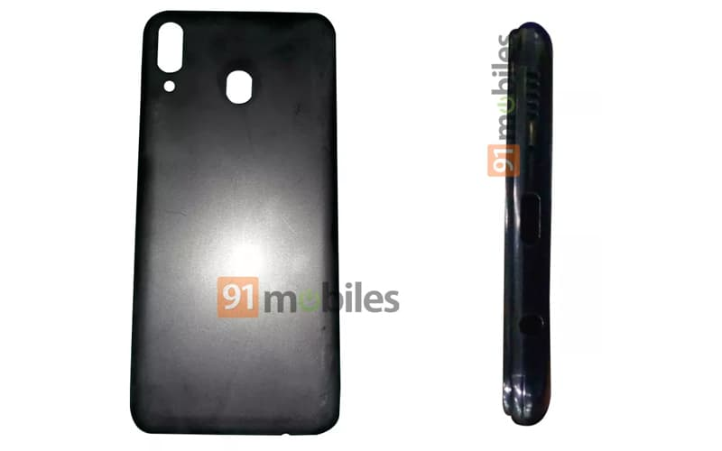 Samsung Galaxy M20 android smartphone