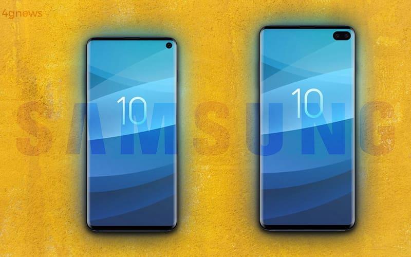 Samsung Galaxy S10 Pixel 3