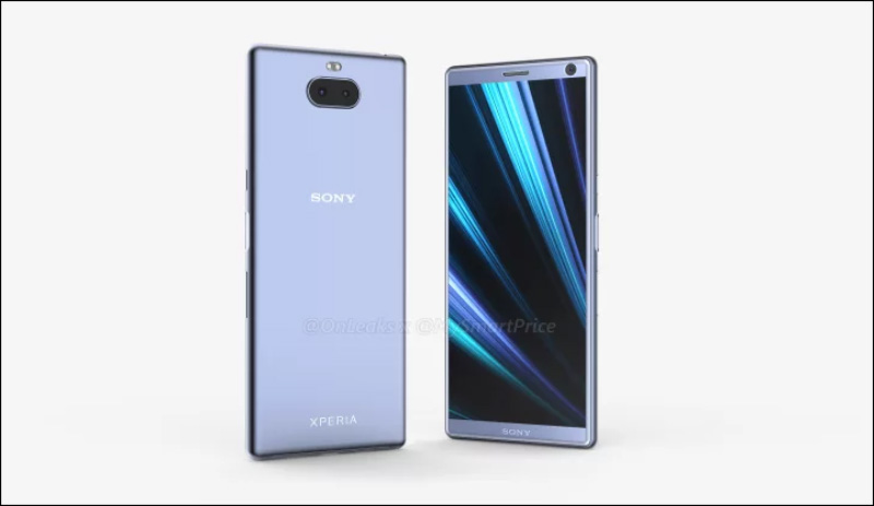 Sony Xperia XA3 Plus smartphone Android