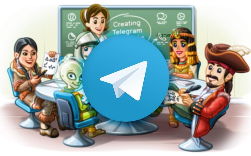 Telegram Atualizacao