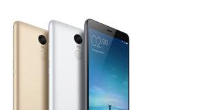 Xiaomi Redmi Note 3 MIUI 10 Android