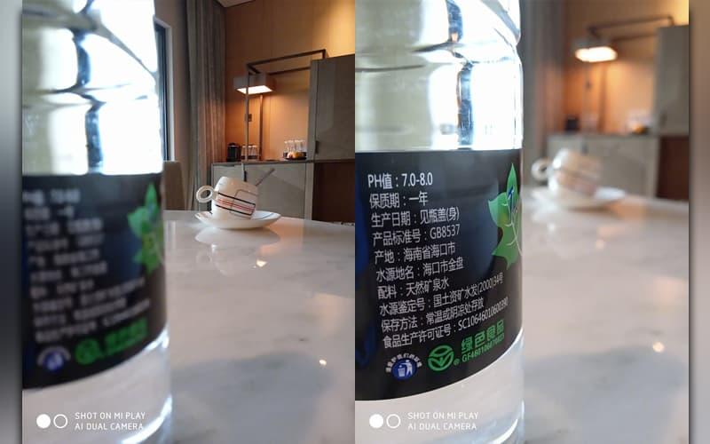 Xiaomi Mi Play fotos android