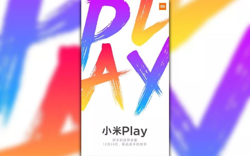 Xiaomi Play Pocophone F1 smartphone