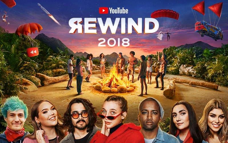 YouTube Rewind 2018