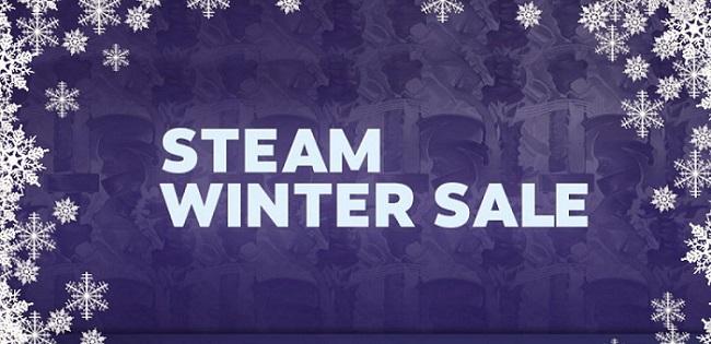 Steam Winter Sales 2018: Data do evento foi confirmada