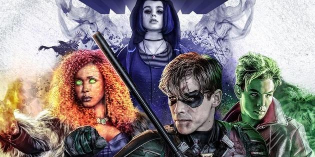 Titans (1ª temporada) – Um bom começo para a DC Universe