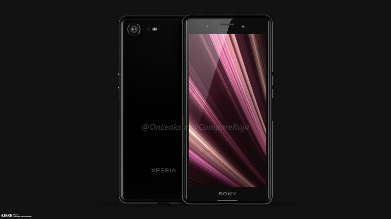 Sony Xperia XZ4 Compact smartphone