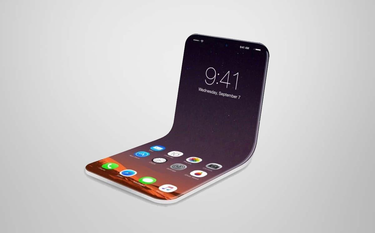 Apple: Novas informações sobre o seu primeiro smartphone dobrável