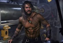 Aquaman 2 Jason Mamoa