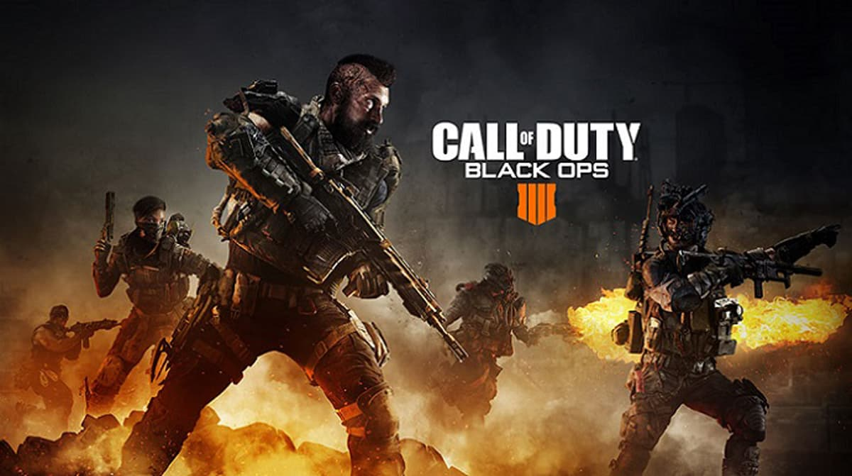 Call of Duty: Blackout de Black Ops 4 gratuito por uma semana!