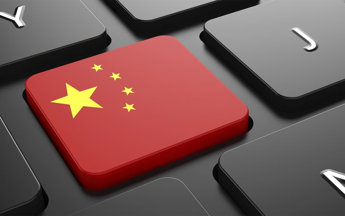 China Internet Censura