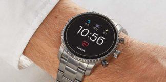 Fossil Relógio da Google WearOS