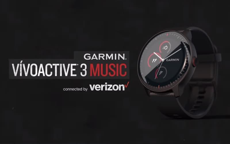 Garmin Vivoactive 3 Music Huawei Samsung
