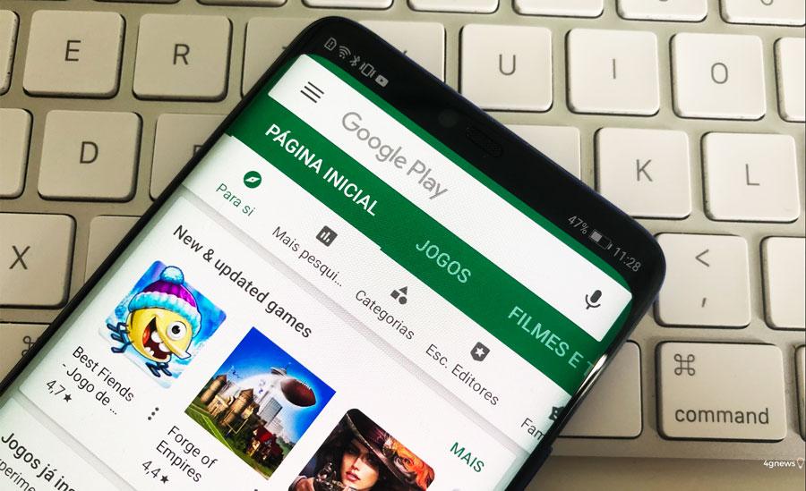 Google Play Store: Nova característica para gerir a memória do telemóvel