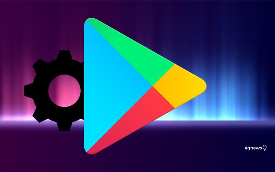 Google Play Store tem nova versão (APK)! A quarta esta semana!