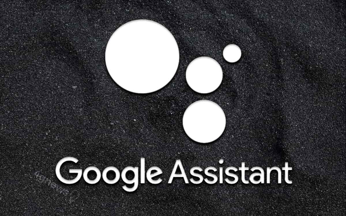 Google Assistant Dark Mode