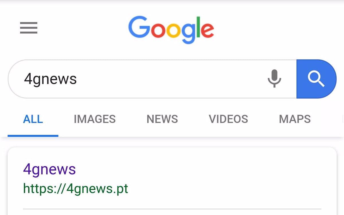 Pesquisa Google Voz