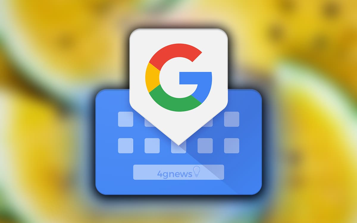 Google Gboard Teclado Android