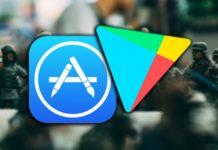 Google Play Store Apple Store