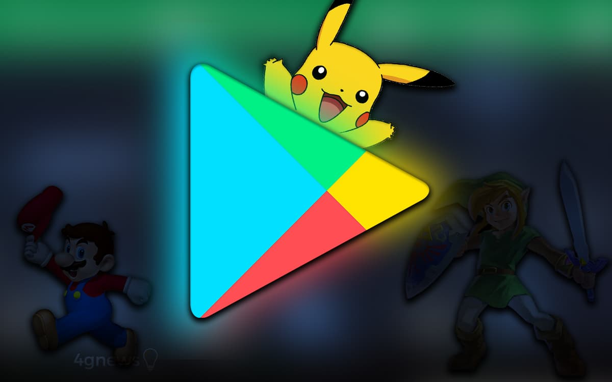 Google Play Store Pokemon emulador GameBoy